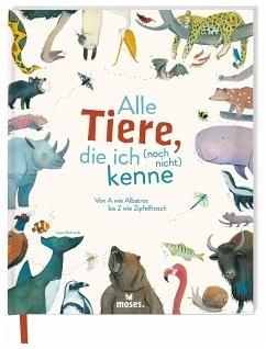 Alle Tiere, die ich (noch nicht) kenne Buch