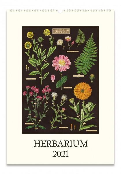Wandkalender Herbarium von Cavallini 2021