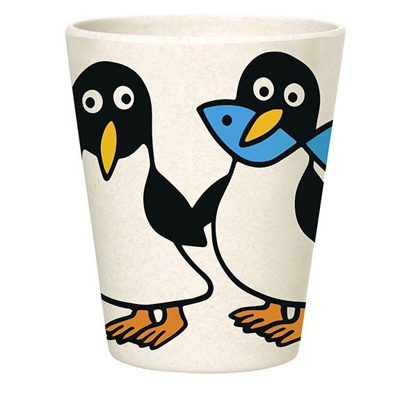 Bambus Becher Pinguin Bo Bendixen