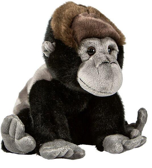 Gorilla Kuscheltier groß