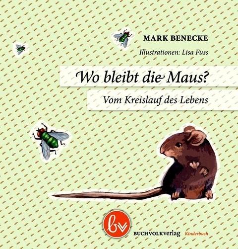 Wo bleibt die Maus? Mark Benecke