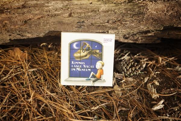Kimmos lange Nacht im Museum, CD