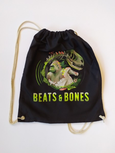 Rucksack Beats and Bones