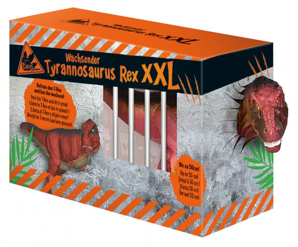 Wachsender Tyrannosaurus Rex XXL