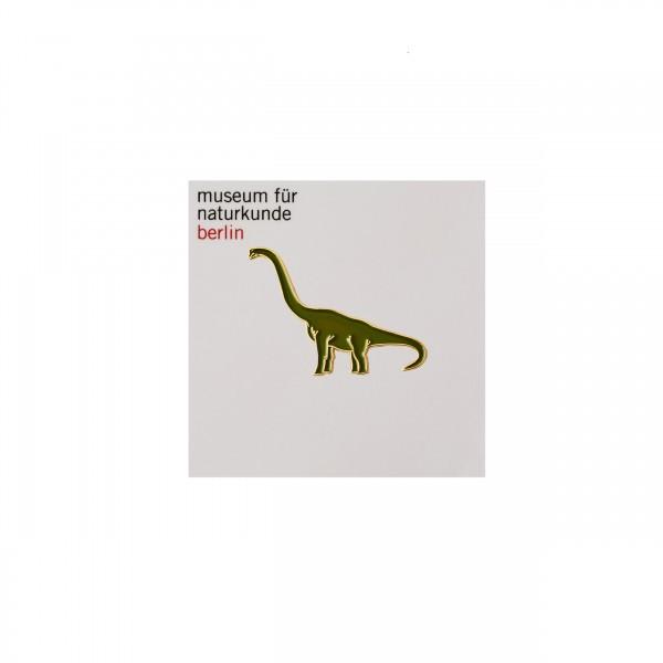 Brachiosaurus Emaille Pin