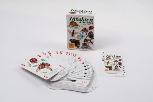 Heritage Spielkarten Insekten & Spinnen