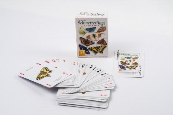 Heritage Spielkarten Schmetterlinge