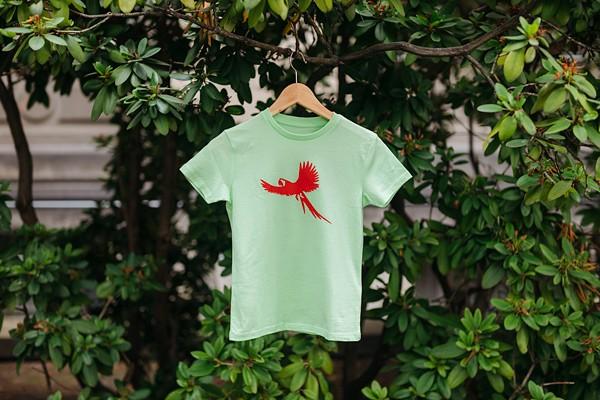 T -Shirt Ara Kinder hellgrün