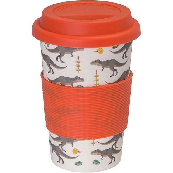 Coffe to Go Becher T-Rex