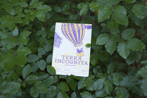 Arbeitsbogen Terra Incognita für Kinder