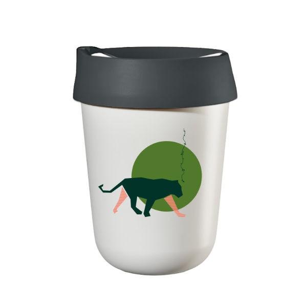 CafeCup Biodiversity Tiger