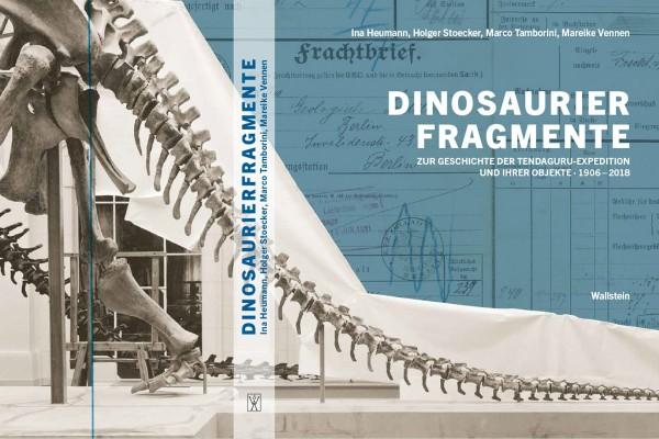 Dinosaurier Fragmente Wallstein Verlag