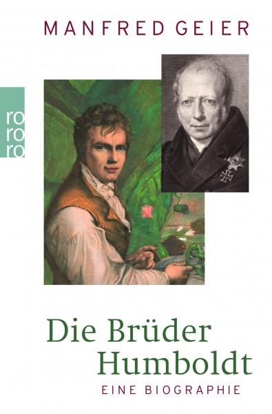 Geier, Manfred; Die Brüder Humboldt