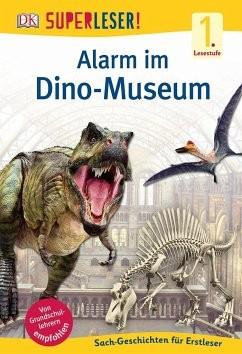 Alarm im Dino Museum
