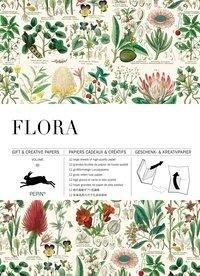 Flora Geschenkpapiere Pepin Press