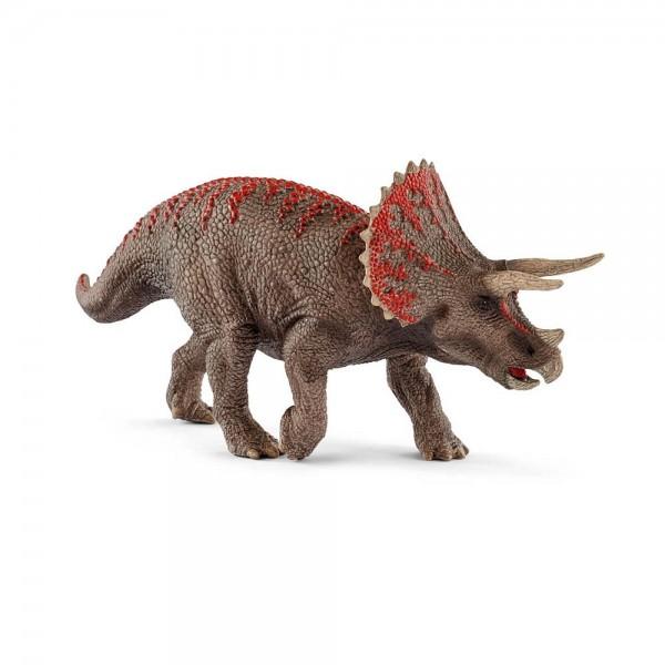 Triceratops, braun, Schleich