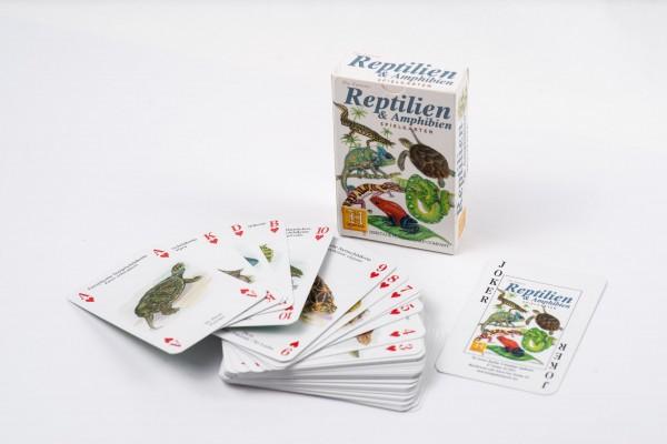 Heritage Spielkarten Reptilien