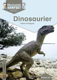 Dinosaurier: Kopiervorlagen mit Arbeitsblättern