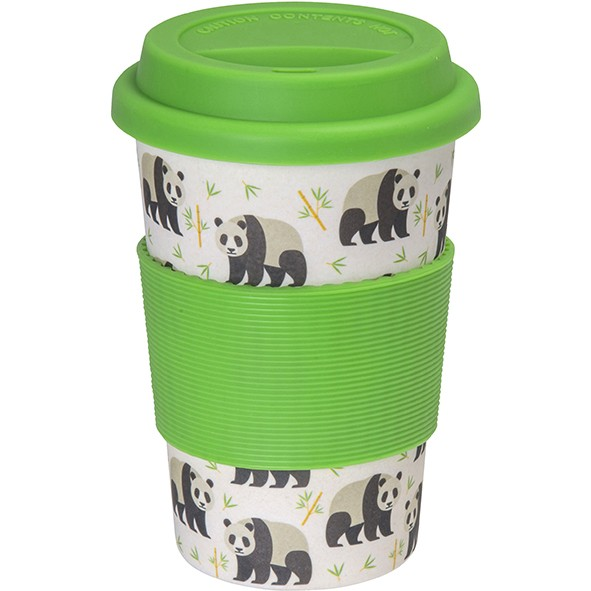 Coffee to Go Becher Panda