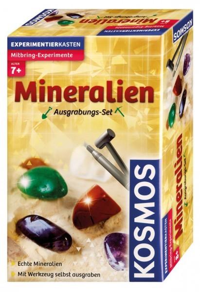 Ausgrabungsset Mineralien