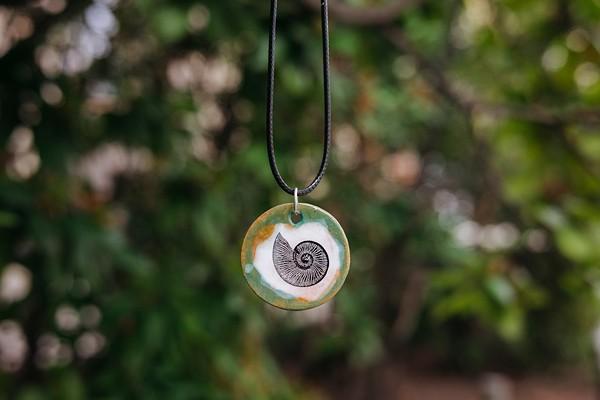 Ammonit Kette