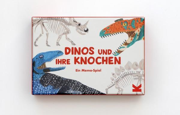 Dinos und ihre Knochen Memory