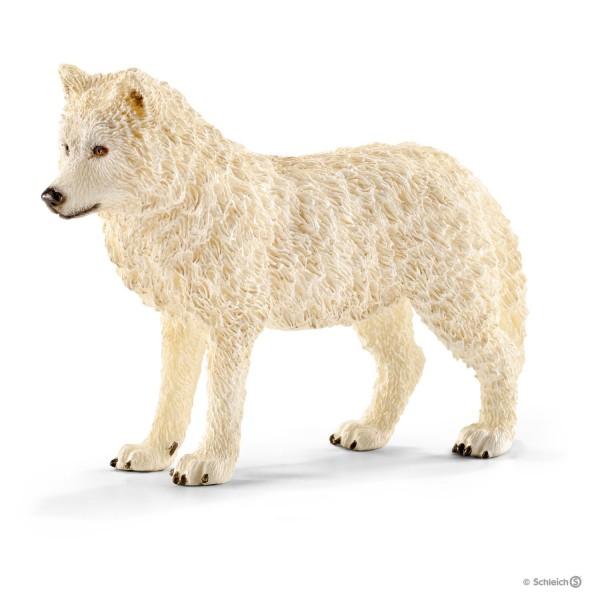 Arktischer Wolf, Schleich