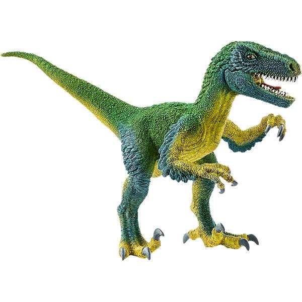 Velociraptor, grün, Schleich
