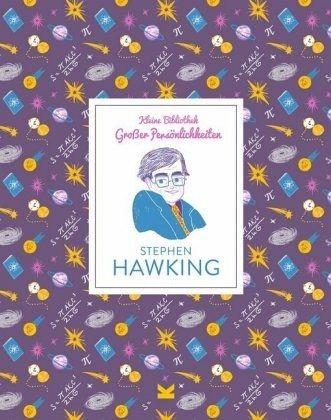 Stephen Hawking Kleine Bibliothek großer Persönlichkeiten
