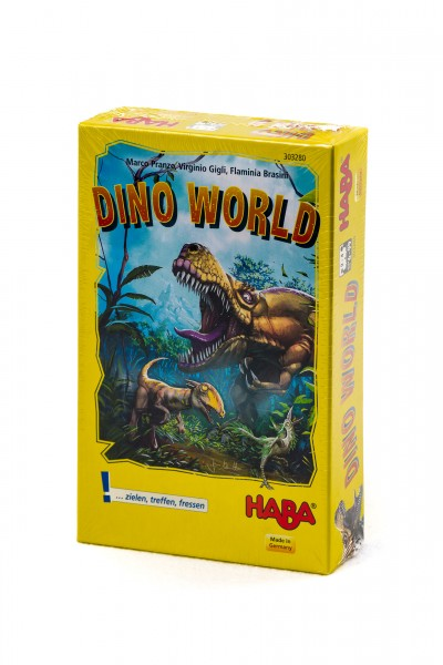 Dino World Spiel Haba