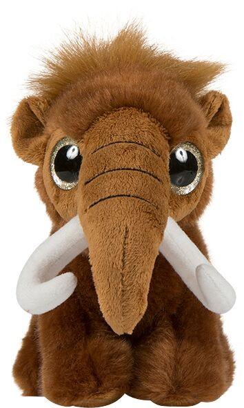 Mammut Glubschi Kuscheltier 20cm