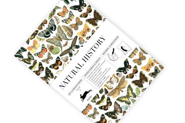 Artforms Natural History Geschenkpapier