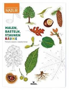 Buch MALEN, BASTELN, STAUNEN - NATUR IN DER STADT Mitmachbuch